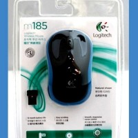 MOUSE WIRELESS LOGITECH M185 / MOUSE LOGITECH M185