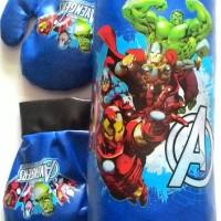 harga Samsak Dan Sarung Tinju,jala Boxing Avenger,jala Boxing Panda Tokopedia.com