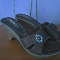 Sandal Selop High Heels Rindi