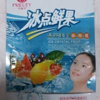 MASKER PREUTY ICE CRYSTAL FRUIT