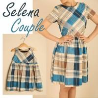 harga Baju Couple | Dresscouple | Selena | Couple Ibu Dan Anak Tokopedia.com