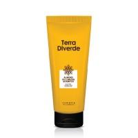 Terra Diverde Sinergia Almond Volumizer Shampoo Original ~ Shampo