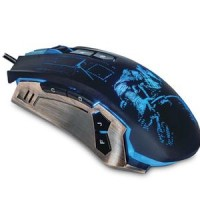 MARVO G906 WIRED 6D OPTICAL GAMING MOUSE
