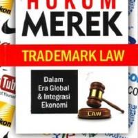 Hukum Merek oleh Prof. Dr. Rahmi Jened, S.H., M.H