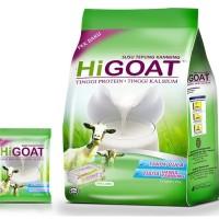 Hi Goat Original (susu kambing)