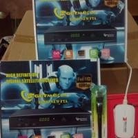 GETMECOM HD009 NEW FTA + MODEM HUAWEI TV STICK + DONGLE WIFI