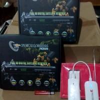 GETMECOM HD009 PLASTICK PVU + MODEM & ROUTER WIFI POWERBANK