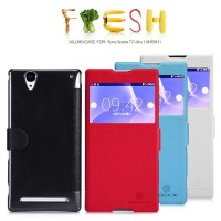 Nillkin Fresh Leather Case Sony Xperia T2 Ultra - T2 Ultra Dual