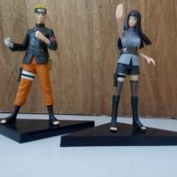 harga Action Figure Naruto & Hinata - Tatakan Segitiga Hitam (TSH:02) Tokopedia.com