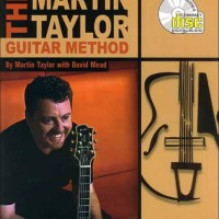 Buku gitar Martin Taylor Jazz Guitar Method