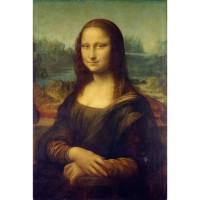 Mona Lisa (1503-1505) by Leonardo da Vinci - Dekorasi Lukisan Jiekley
