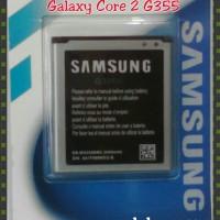 Samsung Galaxy Core 2 G355 Battery/Batere/Baterai/Batre