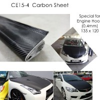 Sticker Carbon 3D