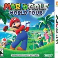 3DS Mario Golf: World Tour (Usa / Asia)