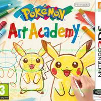 3DS Pokemon Art Academy (Usa / Asia)