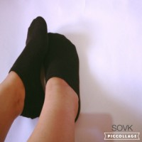 Hidden Socks / Invisible Socks / Loafer Socks Kaos Kaki