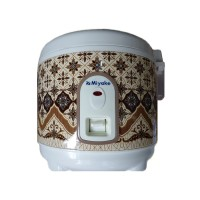 RICE COOKER MIYAKO PSG-607 Multi Cooker - Batik CDM