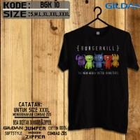 harga Kaos Musik Burgerkill-kaos Original Gildan Softstyle Tokopedia.com