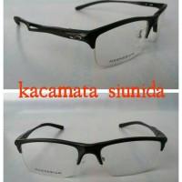 frame kacamata baca oakley magwire full black