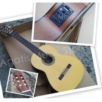 Gitar klasik yamaha C315 original dengan fishman presys plus