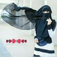 Cadar Niqab Naura / Jual jg Saudi Yaman Butterfly DLL