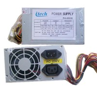 POWER SUPPLY 450W ITECH-PW UP