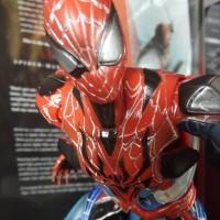 Superhero Action Figure Variant Play Arts Kai Marvel Spiderman