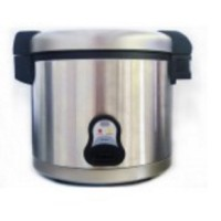 Maspion MMC-4015 BS Rice Com 2in1 - Silver