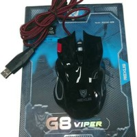MOUSE GAMING REXUS RXM-G8 VIPER