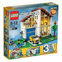 lego 31012 family house