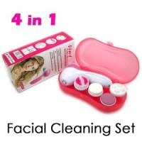 4 In 1 Callus Remover & Facial Cleaning / Alat Pembersih dan Penghalus