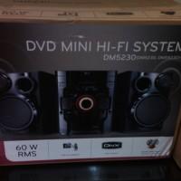 LG DM5230 DVD MINI HI-fi System Player 60w