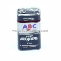 Baterai ABC 9V