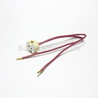 Kabel Fitting Halogen MR16 / Fitting Karemik MR16 Italy
