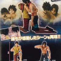 HBJ3134 One Piece Dramatic Showcase 5Th Season Vol.1 (Luffy & Ace)