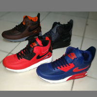 harga Sepatu Nike Airmax90 High Man (sepatu pria,basket,running,jogging) Tokopedia.com