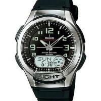 Jam Tangan Original Pria Casio AQ-180W-1B