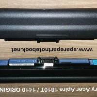 harga Battery Acer Aspire 1810T / Ferrari ONE 200  ORIGINAL 100% Tokopedia.com