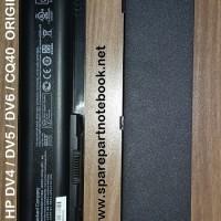 harga Battery HP CQ40 / DV4 / DV5 / DV6  ORIGINAL Tokopedia.com