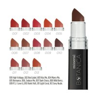 Mineral Botanica Vivid Matte Lipstick Lokal berkualitas lipstik