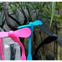 harga Kipas Elastis Usb Unik Model Baling Baling Bambu Tokopedia.com