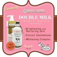 Scentio Double Milk Body Lotion By Beauty Buffet Original