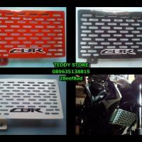 Cover Radiator Honda All New CBR 150R 250R Lokal & CB150R CB 150R SF