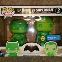 Funko Pop Batman Vs Superman Exclusive