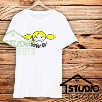 harga Kaos Surfer Girl - AJ | t-shirt | distro | oblong Tokopedia.com