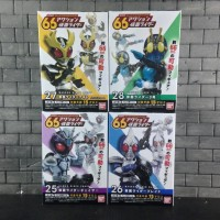 66 Action Kamen Rider VOl.7 SET Blade Agito Sango Chaser ORI MISB NEW