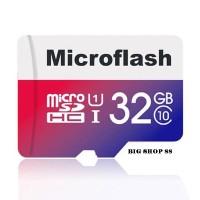 harga ViVAN Microflash 32GB Class 10 70Mb/s | Micro SD SDHC TF Card Tokopedia.com