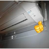 Jual AC Reflector / Akrilik AC / AC Shield / Talang AC / Penahan angin AC Murah