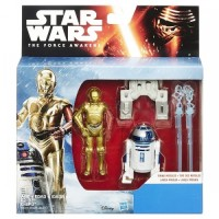Star Wars Star Wars The Force Awakens 3.75-Inch Figure 2-Pack Snow Mis