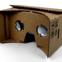 Google Cardboard VR - DIY Virtual Reality - Black Magnet